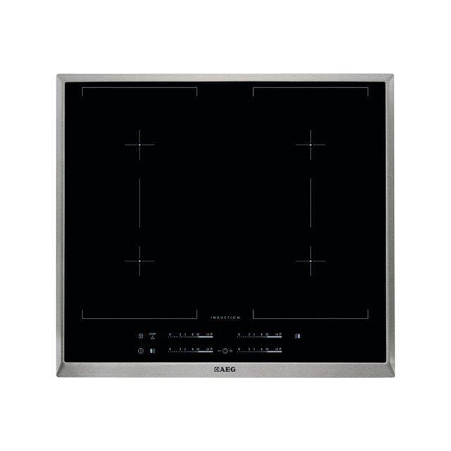 PLAQUE INDUCTION Table de cuisson induction AEG HK654406XB
