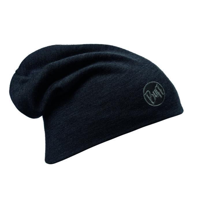 Buff Solid Homme Bonnet tricot/é Polaire