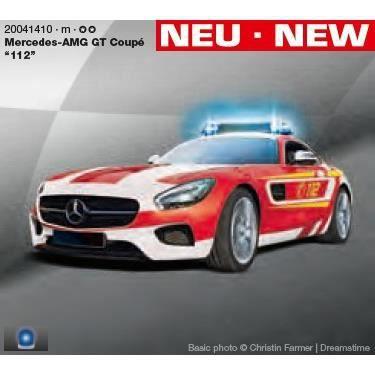 Mercedes-AMG GT Coupé 112 Carrera Digital 143