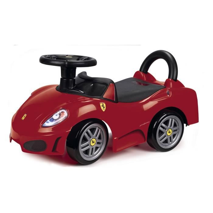ferrari porteur f430 rouge achat vente porteur pousseur cdiscount. Black Bedroom Furniture Sets. Home Design Ideas