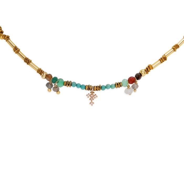 collier femme hipanema