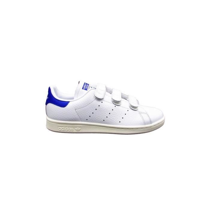 new product e9844 d3ff8 BASKET Baskets adidas Originals Stan Smith Cf Leather - B