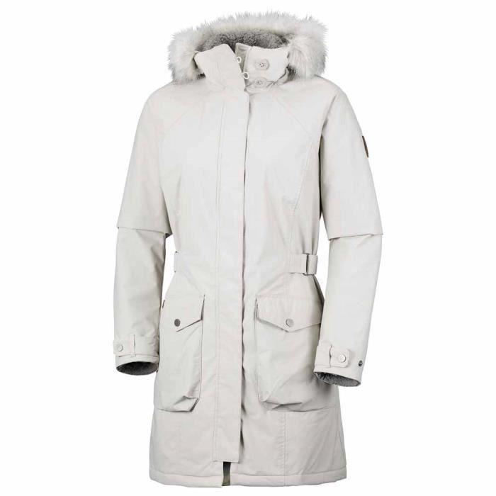 Columbia Vêtements Long Peak Grandeur Femme Vestes 5L43ARj
