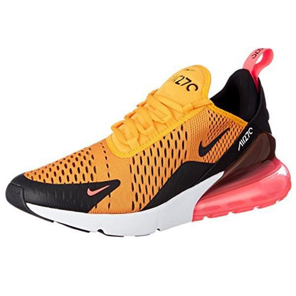 new styles 98fd9 58f89 Nike Air Max 270 Chaussures Hommes Casual Orange/Noir Orange/Noir ...