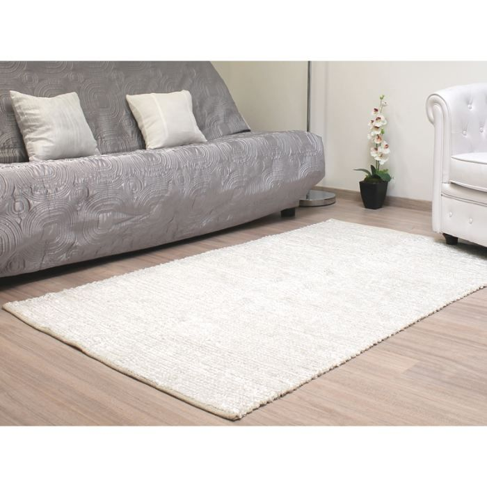 tapis blanc salon solutions pour la d coration. Black Bedroom Furniture Sets. Home Design Ideas