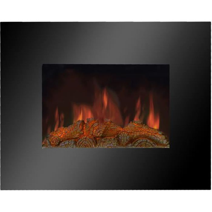Cheminee Decorative Murale Electrique Of Cheminee Decorative Murale Electrique 1800w Fa On Insert