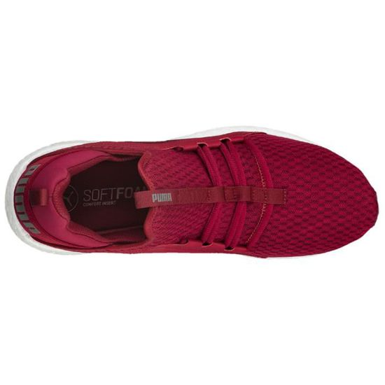 PUMA Mega Nrgy Chaussure Homme Taille 45 ROUGE Rouge