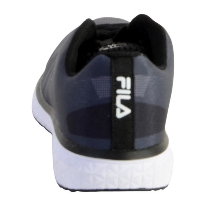 Basket Fila affair Low Black 44 Noir