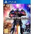 Jeux PS4 Transformers