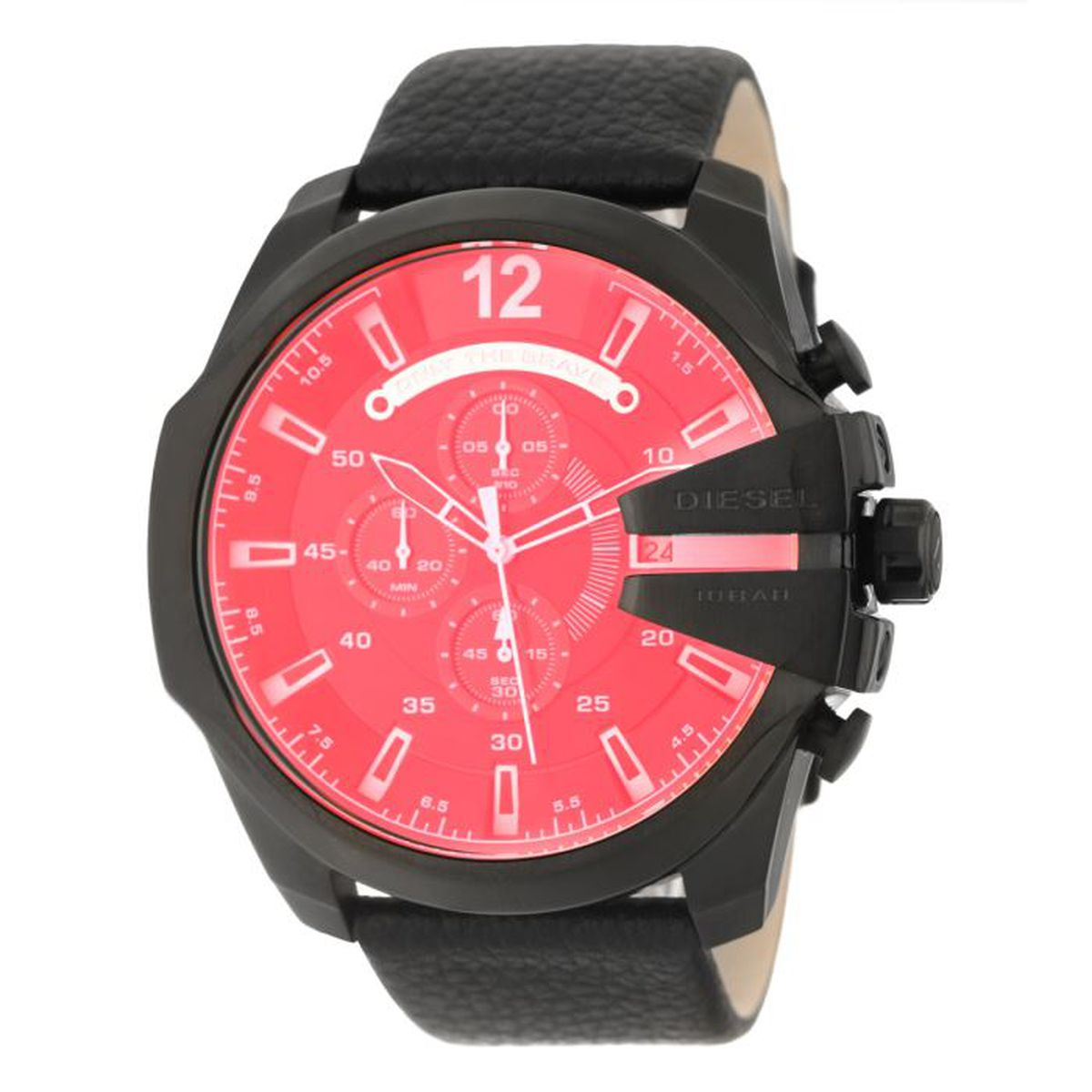 montre diesel homme bracelet rouge. Black Bedroom Furniture Sets. Home Design Ideas