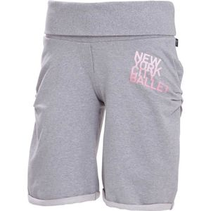 DANSKIN Short Adulte MIxte NYC Ballet Gris