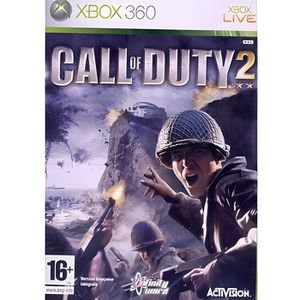 JEUX XBOX CALL OF DUTY 2