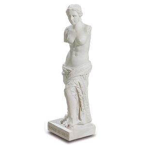 polyr/ésine Design Toscano H/éb/é la D/éesse de la Jouvence Statue de Jardin Grecque pierre antique Grand 81 cm