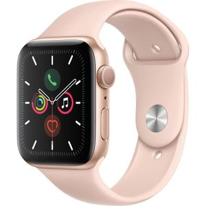 MONTRE CONNECTÉE Apple Watch Series 5 GPS 44 mm Boîtier en Aluminiu