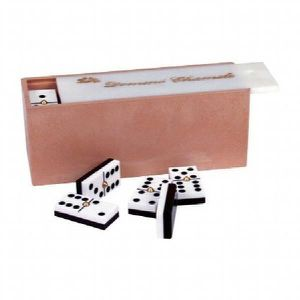 DOMINOS Dominos Chamelo, Boîte en plastique (domarch A251p