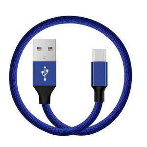CÂBLE TÉLÉPHONE 1 m 2 a USB-c USB 3,1 type c Data & Sync câble cha