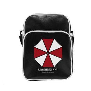 BESACE - SAC REPORTER Sac Besace Resident Evil - Umbrella Corp - Vinyle
