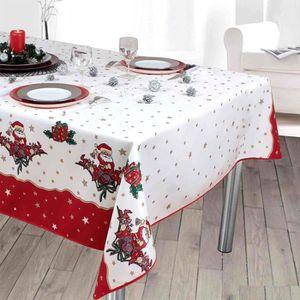 """Noël Mignon Nouveauté Père Noël Or Tissu 100/% Coton 140 Cm Large 55/"""""""