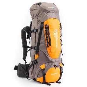 SAC À DOS DE RANDONNÉE SKANDIKA Bogong 65+10 - Sac à dos trekking randonn