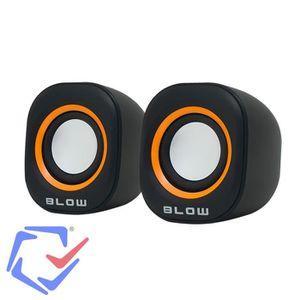 HAUT-PARLEUR - MICRO Haut-parleurs d'ordinateur 2.0 Blow MS-24 audio