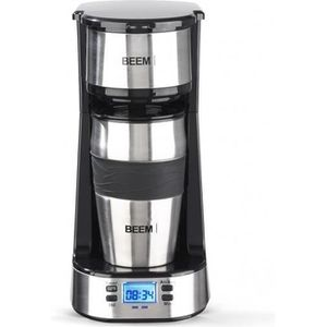 CAFETIÈRE BEEM Cafetière Mini 1510SR To Go - compact LCD iso