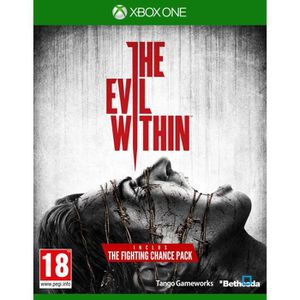 JEUX XBOX ONE THE EVIL WITHIN [IMPORT ALLEMAND] [JEU XBOX ONE]
