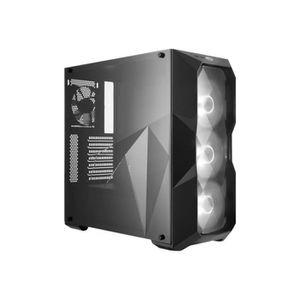 BOITIER PC  Cooler Master MasterBox TD500 Tour midi ATX pas d'