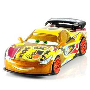 VÉHICULE CIRCUIT Disney Pixar - Cars Neon Racers - Miguel Camino