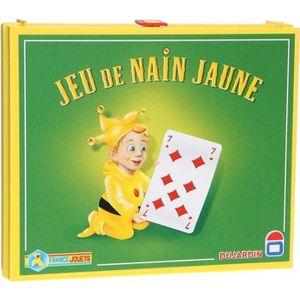 JEU SOCIÉTÉ - PLATEAU LE NAIN JAUNE - 00106 -La référence du Nain Jaune