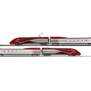 CIRCUIT Mehano - Coffret de Train électrique TGV Thalys