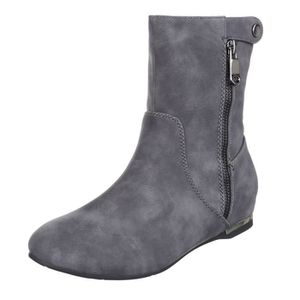 BOTTINE femme Boots bottine chaussure Used Optik