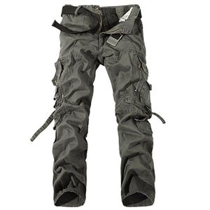PANTALON DE SPORT Pantalon cargo Homme sport uni en mince Pantalon H