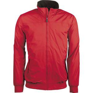 SOMMIER Blouson doublé polaire homme - K607 - rouge