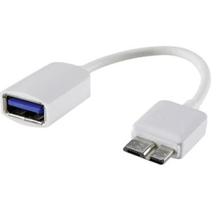 CÂBLE INFORMATIQUE Câble de raccordement USB 2.0 renkforce - [1x USB