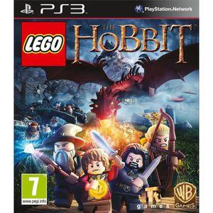 JEU PS3 Lego The Hobbit Playstation 3