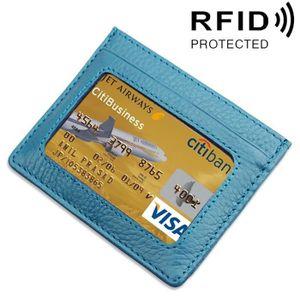 Protection de Carte bancaire Anti Piratage en Aluminium Protection Carte Bleue CB sans Contact RFID.2.Rose Jpeux Pas JAi Shopping Anti RFID Anti Fraude Blocage des Ondes RFID