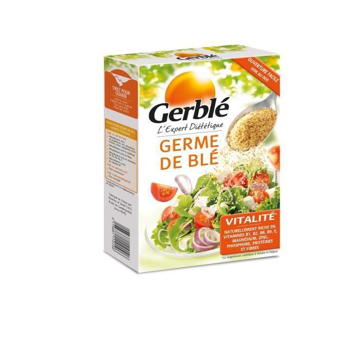 GERBLE Germe de blé sélectionné - 250 g