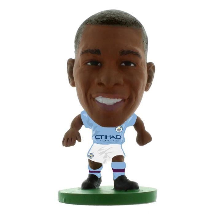 SOCCERSTARZ Figurine Manchester City Fernandinho domicile 2018