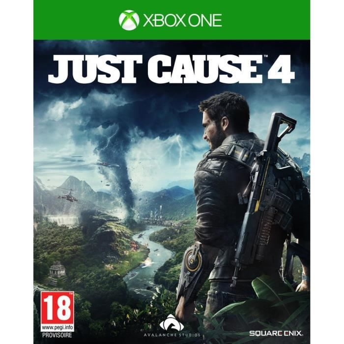 Just Cause 4 Jeu Xbox One