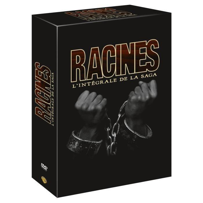 DVD SÉRIE DVD Coffret racines, intégrale, saison 1 et 2