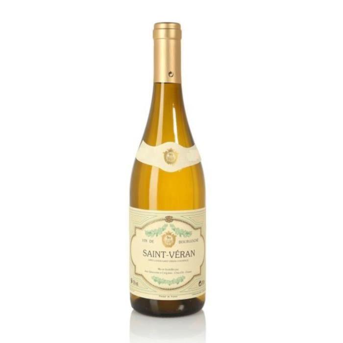 Saint Véran 2019 Bourgogne - Vin blanc de Bourgogne x1