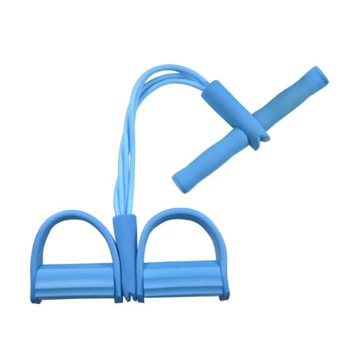 Résistance élastique tirer cordes exercice forte maison gymnastique Sport entraînement bandes élastiques pour JS6149