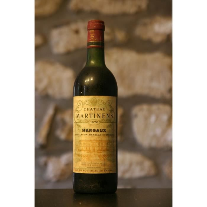 Chateau Martinens 1976 Simple