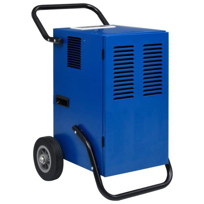 Déshumidificateur d'air électrique absorbeur d'humidité ultra silencieux pour Maison - 50 L - 24 h 650 W #D#76