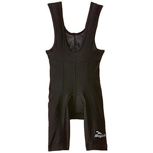 Rogelli cuissard à bretelles de cyclisme pour enfant Noir Noir 152 - 002.701.152