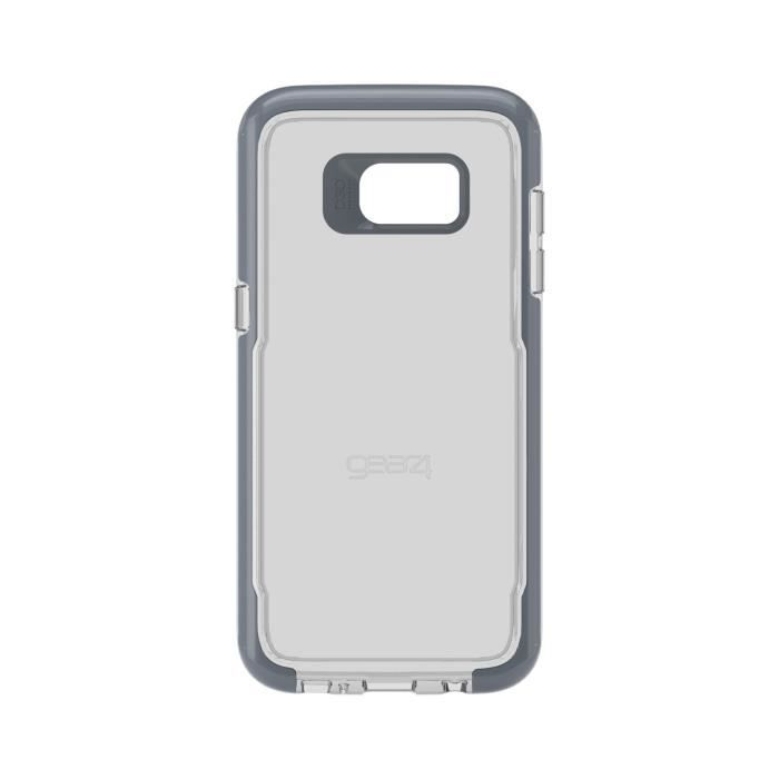 GEAR4 D3O Piccadilly for Galaxy S7 Edge spacegrey
