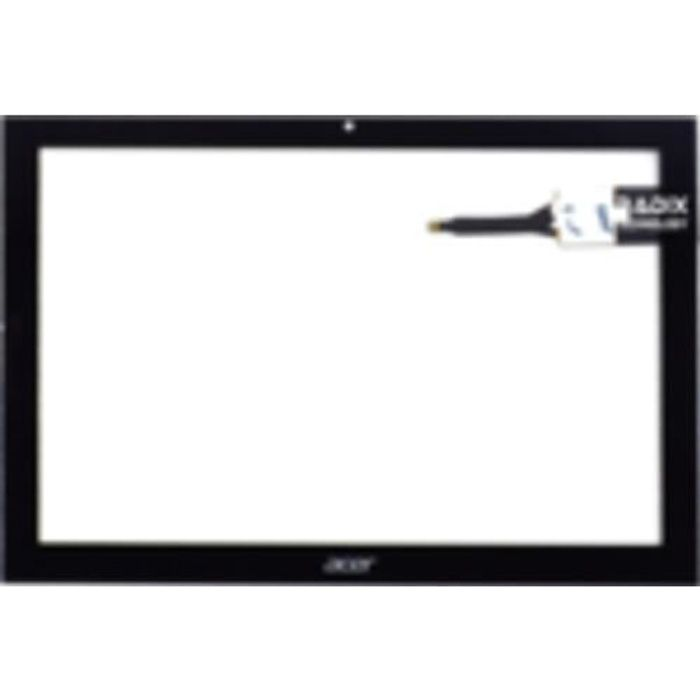 Ecran tactile noir de remplacement pour tablette Acer Iconia...