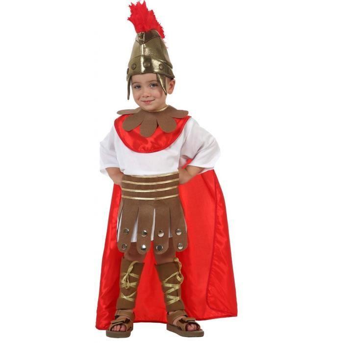 Déguisement guerrier romain garçon