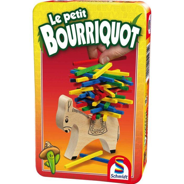 SCHMIDT AND SPIELE Jeu de poche - Le petit bourriquot