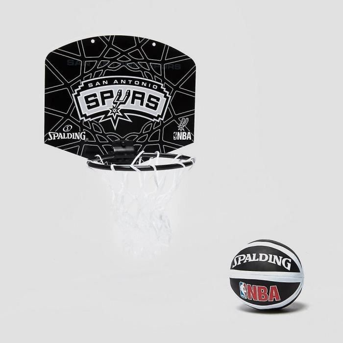 SPALDING Panier de basket-ball NBA SA Spurs